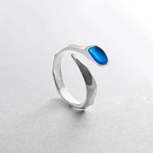 Ocean Abyss Ring