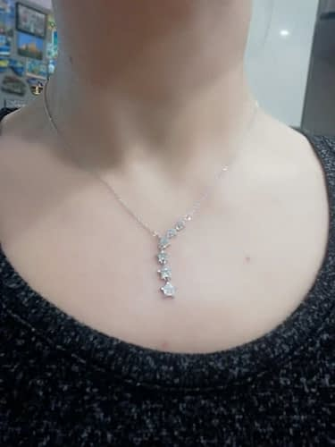 Starfall Necklace photo review