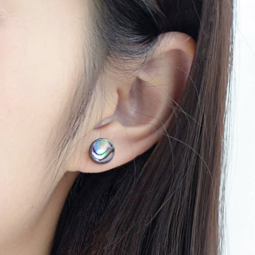 Nebula Stud Earring Set
