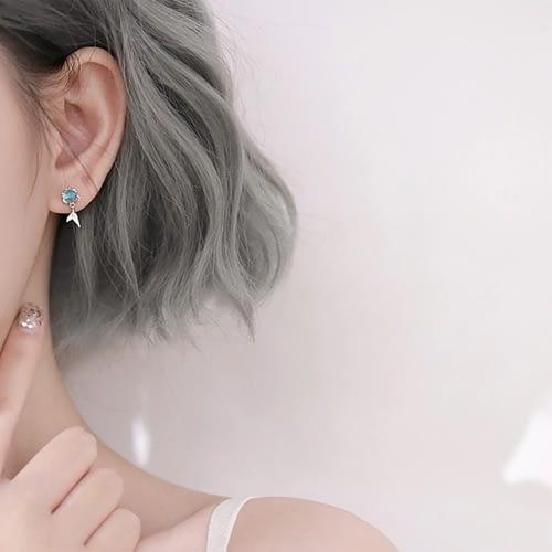 Mermaid's Tail Earrings