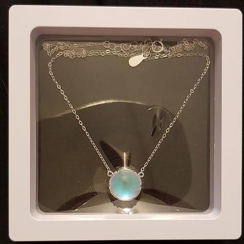 Aurora Borealis Necklace photo review