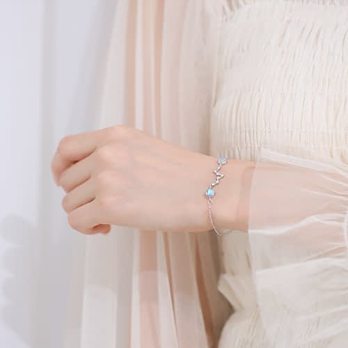 Ursa Major Constellation Bracelet