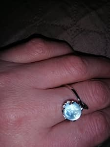 Mermaid's Tail Ring photo review
