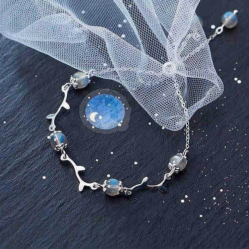 Starlight Forest Bracelet