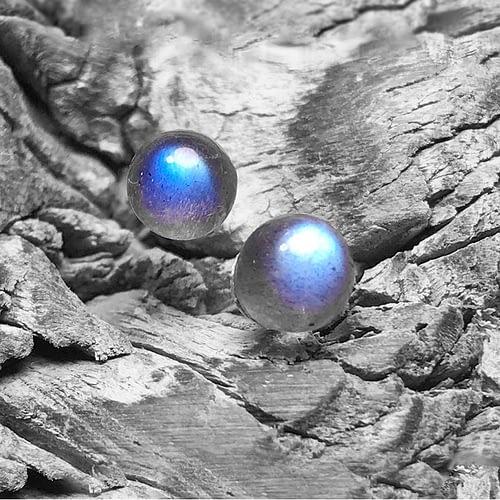 "Labradorite ""Destiny"" Earrings"