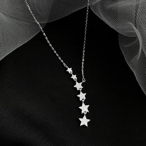 Starfall Necklace