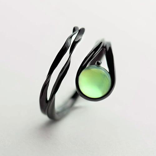 Celestial Orb Ring