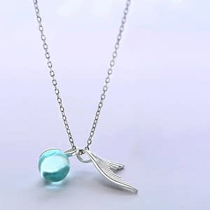 Mermaid's Tail Necklace