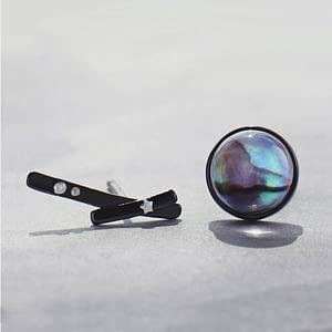 Nebula Stud Earring Set