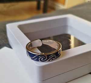 Starry Night Ring photo review