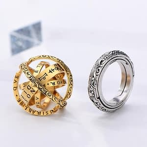 Celestial Sphere Ring
