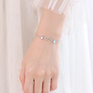 Ursa Major Constellation Bracelet