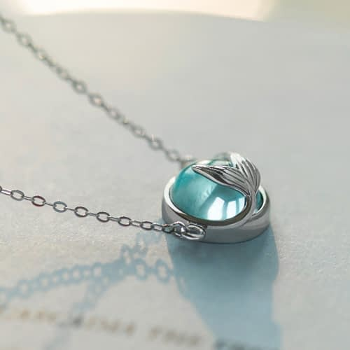 Mermaid Of The Sea Pendant