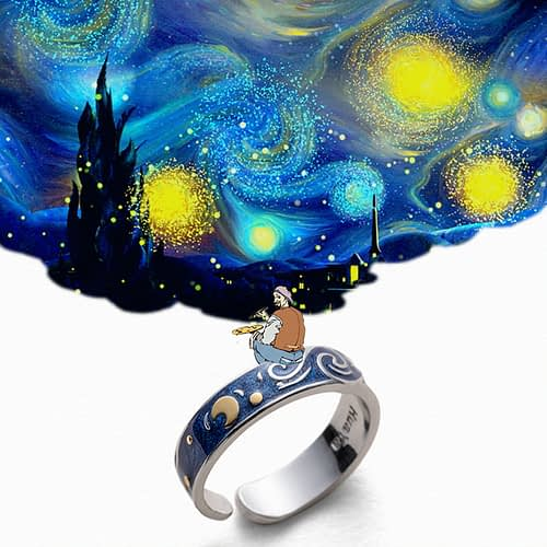 Starry Night Set