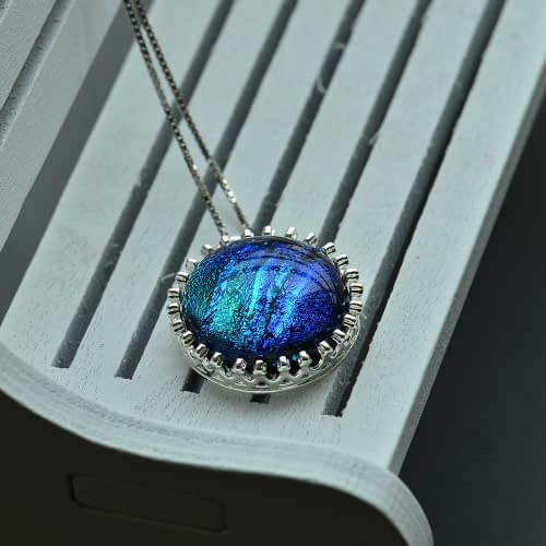 Mystic Ocean Necklace